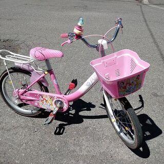 格安 子供用自転車🚲 ディズニープリンセス 18インチ 4980...