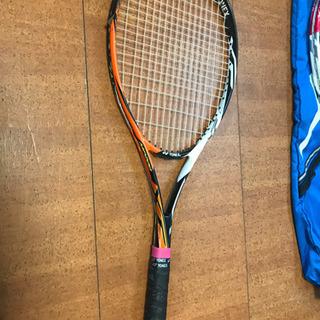 軟式テニス初心者用ラケット ヨネックス