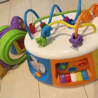知育玩具 2つセット でんでんむし マジカルワンダーボックス