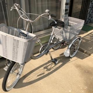 【ネット決済】大人三輪自転車