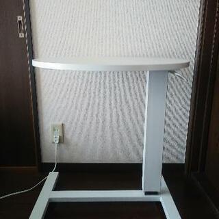 昇降式サイドテーブル