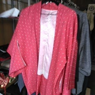 女性向け羽織(M/中古/木綿)