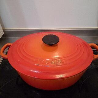 ル・クルーゼオレンジ  オバール型