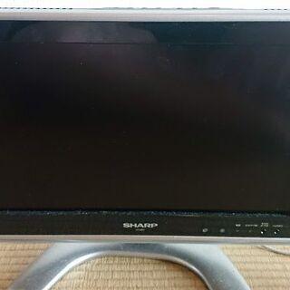 AQUOS 液晶テレビ 16インチ
