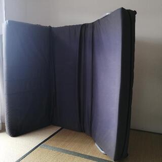 折り畳みベッド(ソファーにもなります)