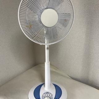 扇風機 高さ調節3段階可