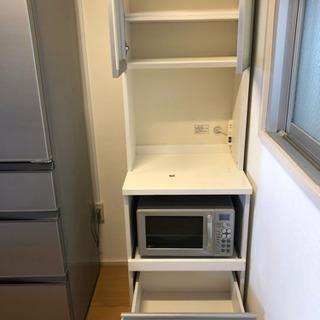 小型食器棚差し上げます - 家具