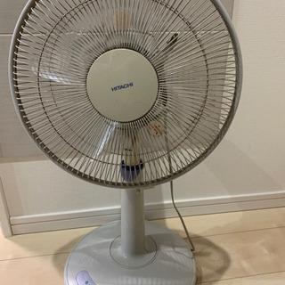 日立製扇風機