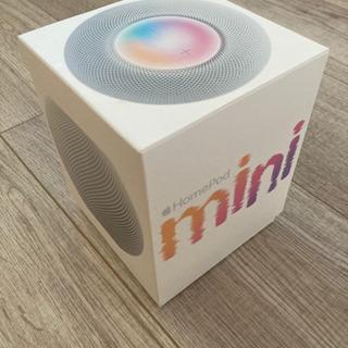 アップル Apple HomePod mini(ホームポッ…