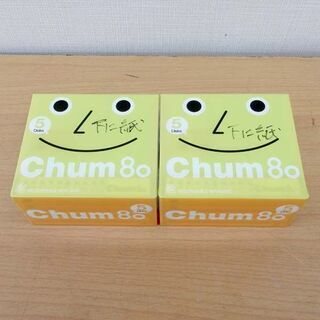 新品 録音用ミニディスク Chum80 MD 5枚セット×2 合...