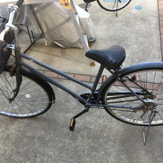 26インチぐらいの自転車