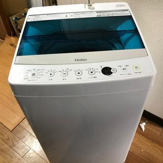 美品 使用頻度少 Haier ハイアール 全自動洗濯機 JW-C...