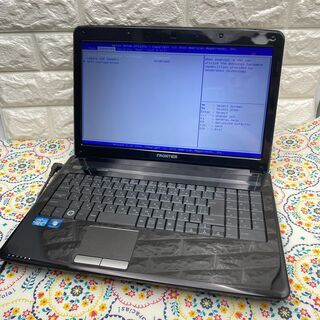 Corei5  メモリ4GB HDD320GB ノートパソコン