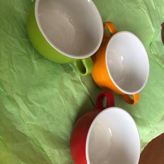 スープ皿3枚