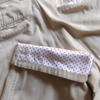 【ユナイテッドアローズ】メンズパンツ7分丈Mサイズ!