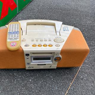 Panasonicラジカセ