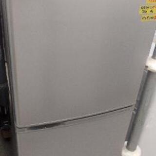 AQUA アクア AQR-141D(S) [冷蔵庫(137…