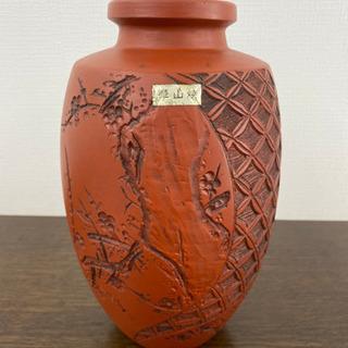 華山焼 壺 花瓶