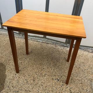 #KM103 木製コンパクトデスク