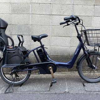 【電動自転車 チャイルドシート付】パナソニック ギュットア…