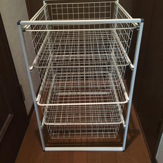 IKEA イケア メッシ棚 収納 ANTONIUS(アントーニウス)