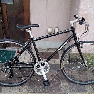 SPEAR[スペアー]700c クロスバイク 7speed/ブラック