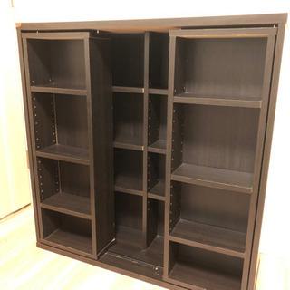 本棚 文庫本サイズが大量に入ります!