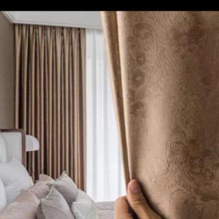 遮光カーテン2枚新品