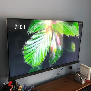 ジャンク液晶テレビ TLC 55インチ