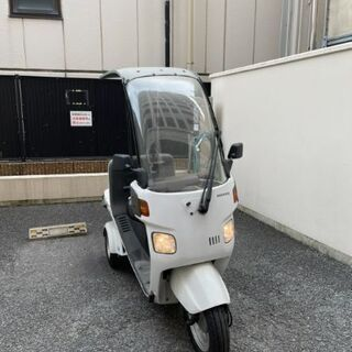【ネット決済】ホンダ ジャイロキャノピー 中古 TA03 50cc