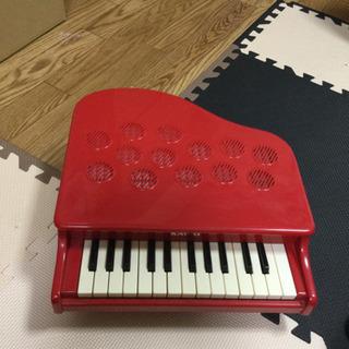 KAWAI製 木製ミニピアノ おもちゃ