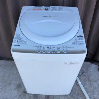 洗濯機 東芝 4.2kg 2015年製 プラス3000円〜…