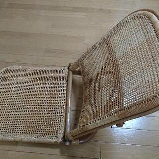 【ネット決済】2段階リクライニング座椅子