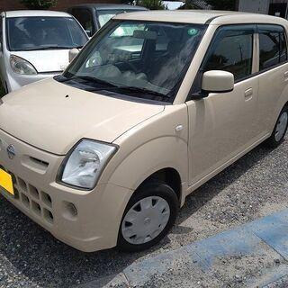 5速マニュアル 車検たっぷり令和4年12月27日 日産ピノ カス...