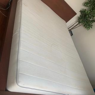 ベッドマットレスあげます。140×200