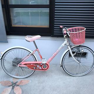 子ども用自転車24インチ エコパル