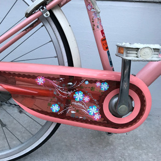 子ども用自転車24インチ エコパル - 大津市