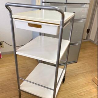 キッチンワゴン IKEA BYGEL