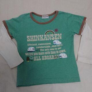 長袖シャツ 110サイズ