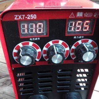 新品200Vインバーター溶接機 格安でも保障付き