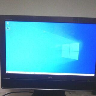 NEC valuestar VW770/E 一体型デスクトップPC
