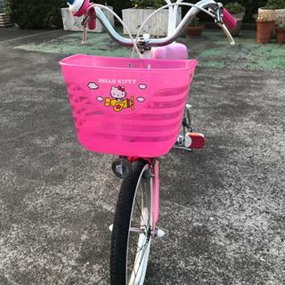 【ネット決済】キティー 自転車 16インチ ブリヂストン