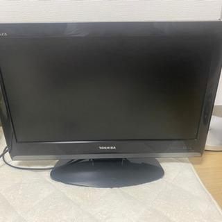 東芝 22V型 液晶 テレビ 22A8000 2009年モデル
