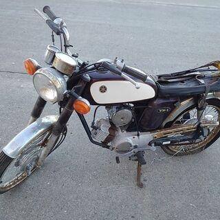 格安 要修理 バイク ヤマハ YB-1 書類有ナンバー取得可能 ...