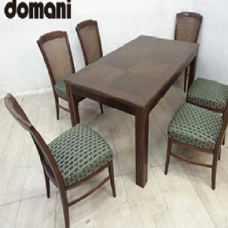 【ネット決済】【domani】ドマーニ モーガントン テーブル