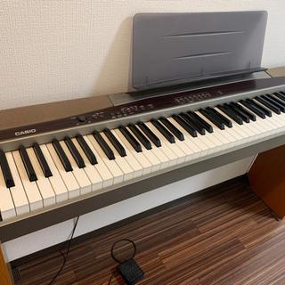【お話中】無料★訳あり カシオ電子ピアノ Privia PX-100