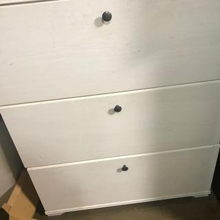食器棚 IKEA 白