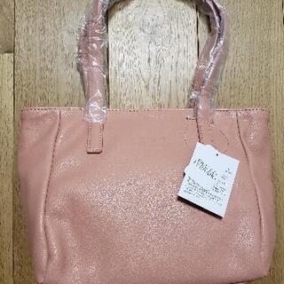 新品☆ハンドバッグ ピンク