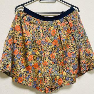 クミキョクキュロットスカート