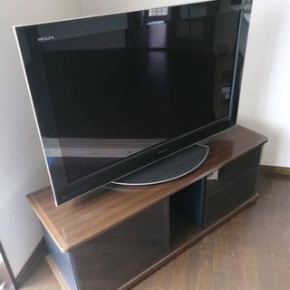 東芝REGZA テレビ 46型